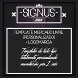 Template Mercadolivre + Logo [personalizado]