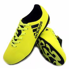 Botines Adidas Con Tapones 17.4 Fxg - Botines en Mercado Libre Argentina de2358a92acd7