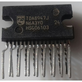 Circuito Integrado Philips Tda 8947j Original