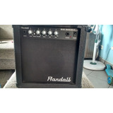 Amplificador De Guitarra Electrica Randall 15watts