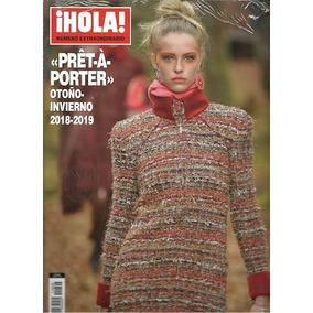 Revista Hola Moda Prêt -à- Porter Otoño - Invierno 2018-2019