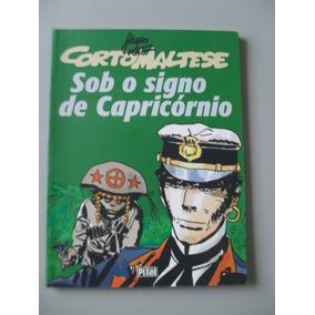 Corto Maltese Sob O Signo De Capricórnio - Hugo Pratt- Rav73