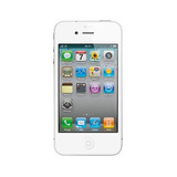 Iphone 4 Apple 8gb Branco Com Câmera 5mp, Touch Screen, 3g