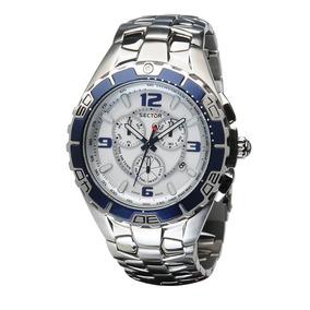 d960a939cf5 Relogio Masculino Prata Sector - Relógios De Pulso no Mercado Livre ...