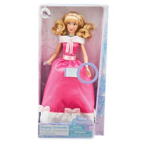 Boneca Cinderela Que Canta Original Disney Store