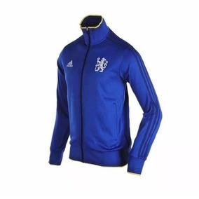 c1691cf99d Jaqueta Chelsea Adidas - Casacos no Mercado Livre Brasil