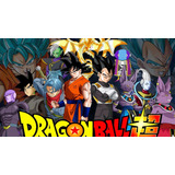 Serie Dragon Ball Super Latino Hd Completa Bluray