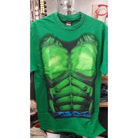Camiseta Marvel Hulk Chest Tam. M