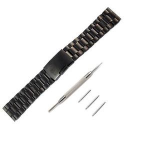 Black - Asus Zenwatch Wi500q Wi501q - Banda Correa De A-7138