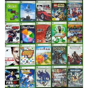 3 Jogos Xbox 360 Midia Fisica Originais Games Gta Pes