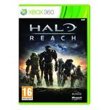 Halo Reach X Box 360perfecto Estado------------------mr.game