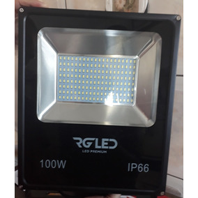 Refletor Led Rgled 100w Ip 65 Bivolt 9000 Lumens