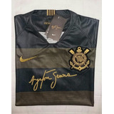 Camiseta Camisa Gaviões Da Fiel Corinthians Ayrton Senna 9fdb64a967af8