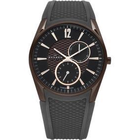 Relogio Skagen Titanium - Relógio Masculino no Mercado Livre Brasil bc9e48453b