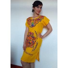 9872919b8a Vestidos Mexicanos Tradicionales - Vestidos Largos de Mujer M en ...