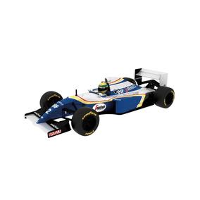 Lendas Brasileiras Edição 41 - Williams Fw16 - Ayrton Senna
