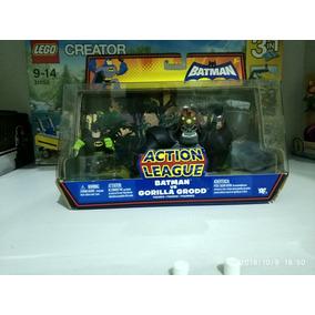Batman E Gorila Grood (action League)