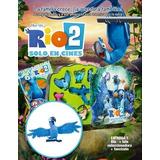 Río 2 - Lata Coleccionadora, Blu + Fascículo - Sólo # 1
