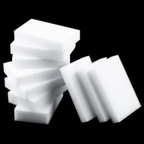 Paquete De 10 Esponja Mágica De Melamina Premium / Mayoreo