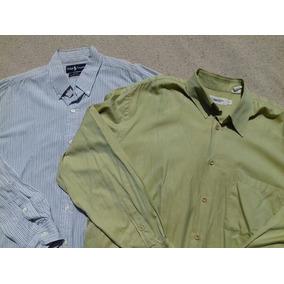 Camisas Calvin Klein Y Ralph Lauren M Par (adidas, Nike)