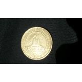 Medalla De 1908 Ferrocarril De Cuzco