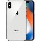 Apple iPhone X 256 Gb Silver E Preto 1 Ano De Garantia