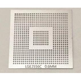 Stencil Calor Direto Lge3556 Lge3556c Bga Hd Lcd Tv Chip Lg
