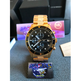 0a39d67cd539e Relogio Emporio Armani Dourado Original - Relógio Masculino no ...