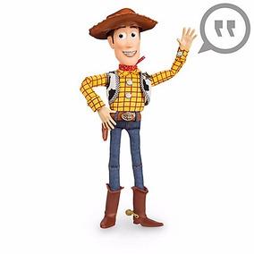 Toy Story 3 Woody Vaquero Que Habla Frases En Ingles Disney ... 3bc966e3698
