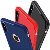 Funda Ultra Slim Silicon iPhone 6 7 8 | Plus X Xr Xs Max