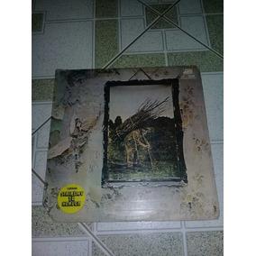 Disco De Acetato De Led Zeppelin