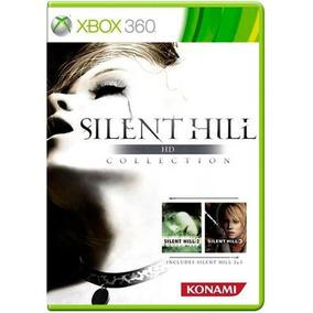 Silent Hill Hd Collection Mídia Fisica - Xbox 360 E Xbox One