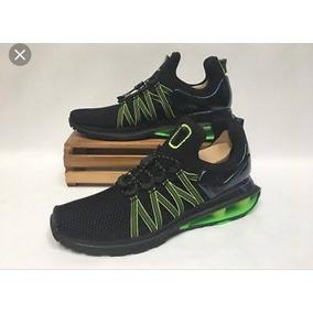 b35252a3d Tenis Nike Shox Hombre 32 Cm(14 Usa) - Tenis de Hombre en Mercado ...