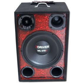 Caixa Casa Bluetooth Usb Laser Bar Comercio 1570 Rms Taramps