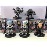 Figuras Robocop Set X5 Ed-209 Ninja Otomo Etc En Cajas
