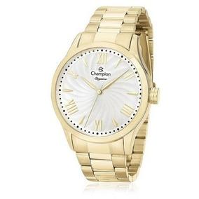 7317b6f167d Relogio Feminino Dourado - Relógio Feminino em Umuarama no Mercado ...