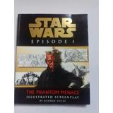 Libro Oficial Star Wars Con El Guion Ilustrado Del Episodio