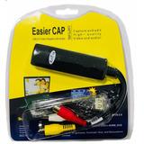 Capturadora Easycap Original Por Tiempo Limitado En Oferta