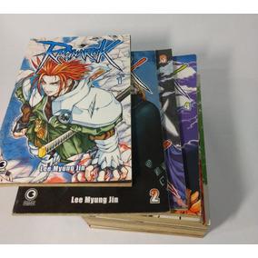 Coleção Completa Ragnarok - Mangás 20 Volumes