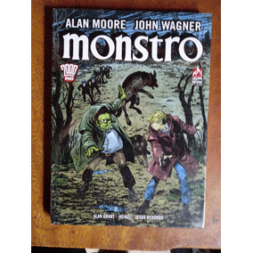 Monstro, Alan Moore, Ed. Mythos
