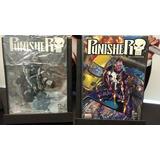 The Punisher Completo! Ovni Press Tomo 1 De 2 Y 2 De 2