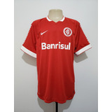 Camisa Internacional 2014 Home Nike Tam Gg (xl) Brasileiro