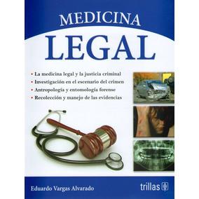 Medicina Legal 6/ed - Eduardo Vargas Alvarado / Trillas