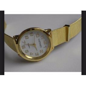 570067fdf83 Relogio Catinet Quartz - Relógios no Mercado Livre Brasil