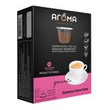 10 Cápsulas Para Nespresso Cápsula Extra Forte Aroma Full