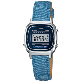 332f8cc3278 Relogio Casio La670wl - Relógios no Mercado Livre Brasil