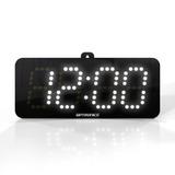 Reloginho Academia Crossfit Cronometro Hora Temperatura