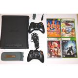 Consola Xbox 360 Dead Or Alive Xtreme 1-2, + 2 Controles!