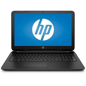 Note Hp Black 15.6 500gb 4gb 15-f009wm, Amd 1.0 Ghz