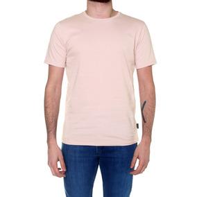 Remera M/c Billabong Fundamental Light Tee Pink Hombre